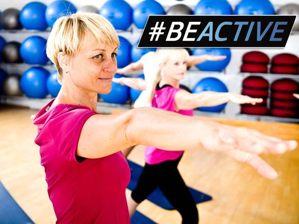 #BeActive – Die TSG Rohrbach Bewegt Europa
