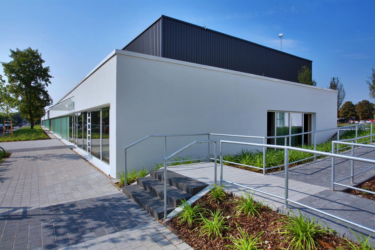 Sportzentrum Erlenweg Für Sportbetrieb Wieder Geöffnet