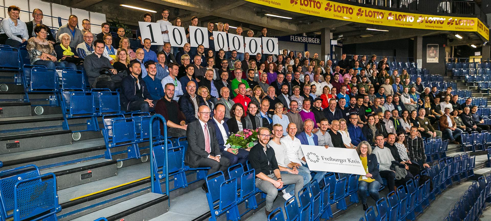 Freiburger Kreis Vertritt 1 Million Vereinsmitglieder – TSG Rohrbach Bereits Seit 1995 Mitglied