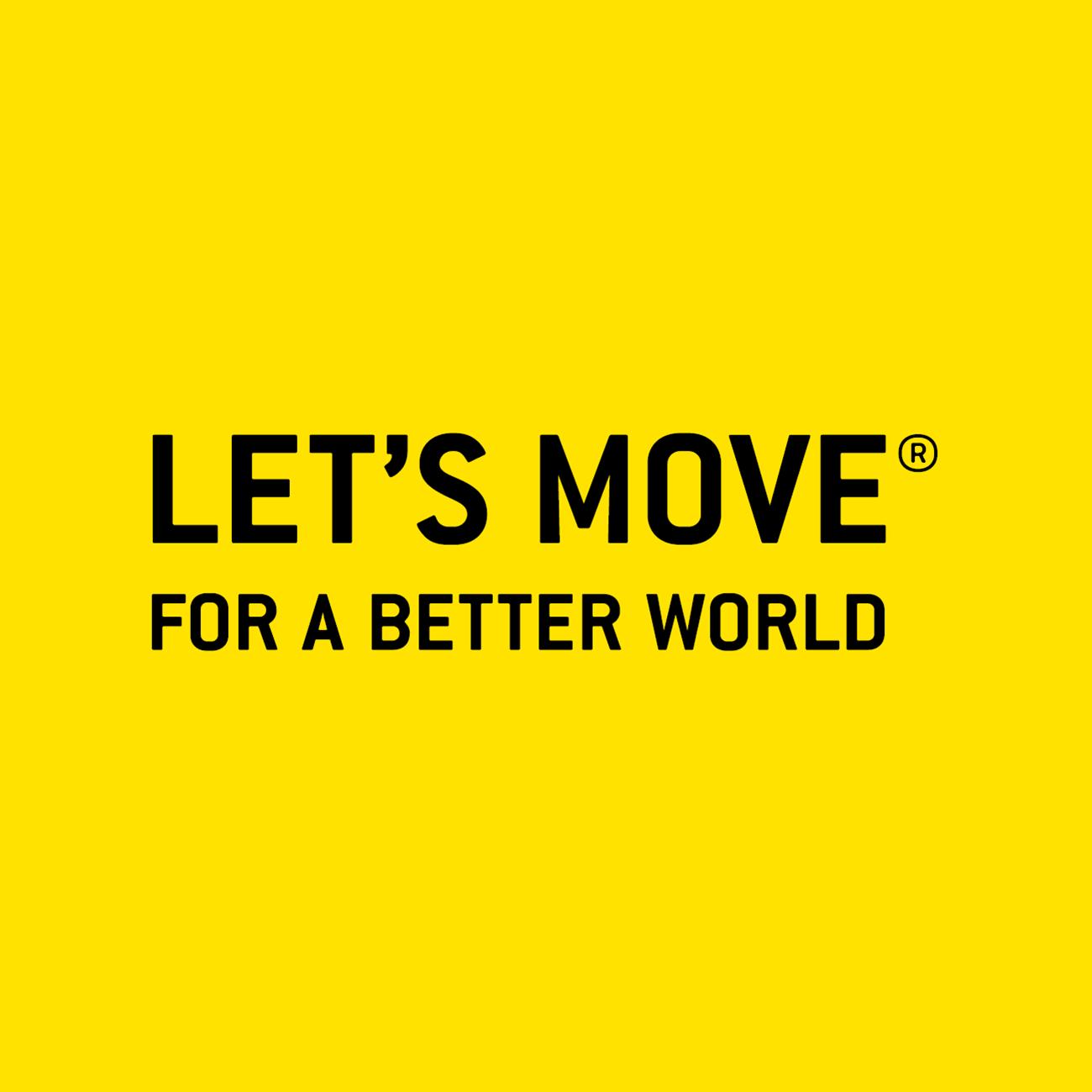 Let's Move For A Better World Vorerst Abgesagt